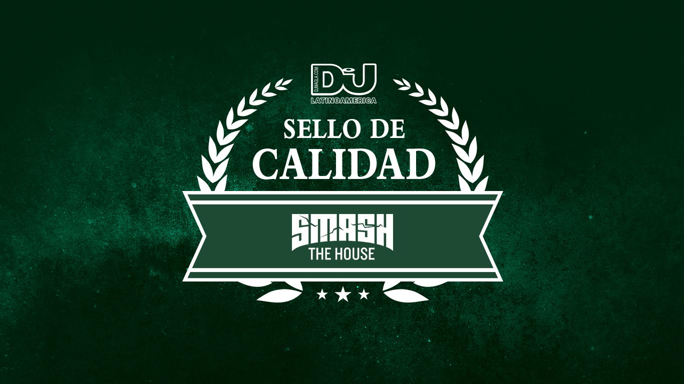Sello de Calidad: Smash The House