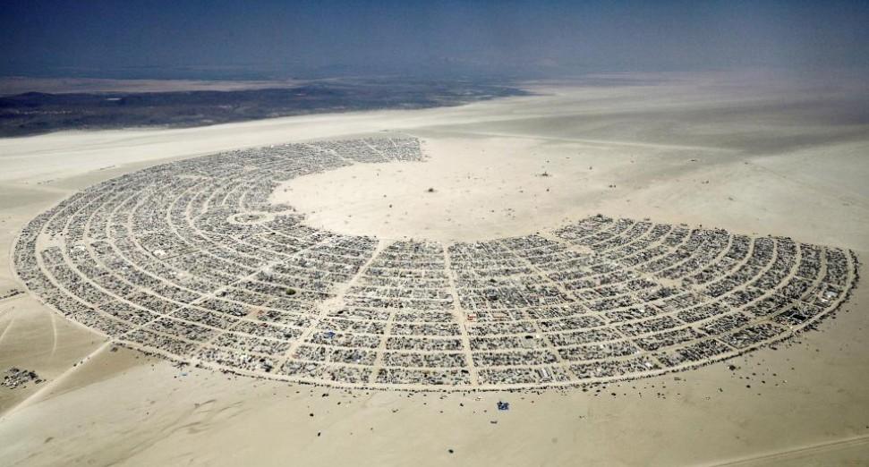 """Burning Man anunció la temática de su edición 2021, """"Terra Incógnita"""""""