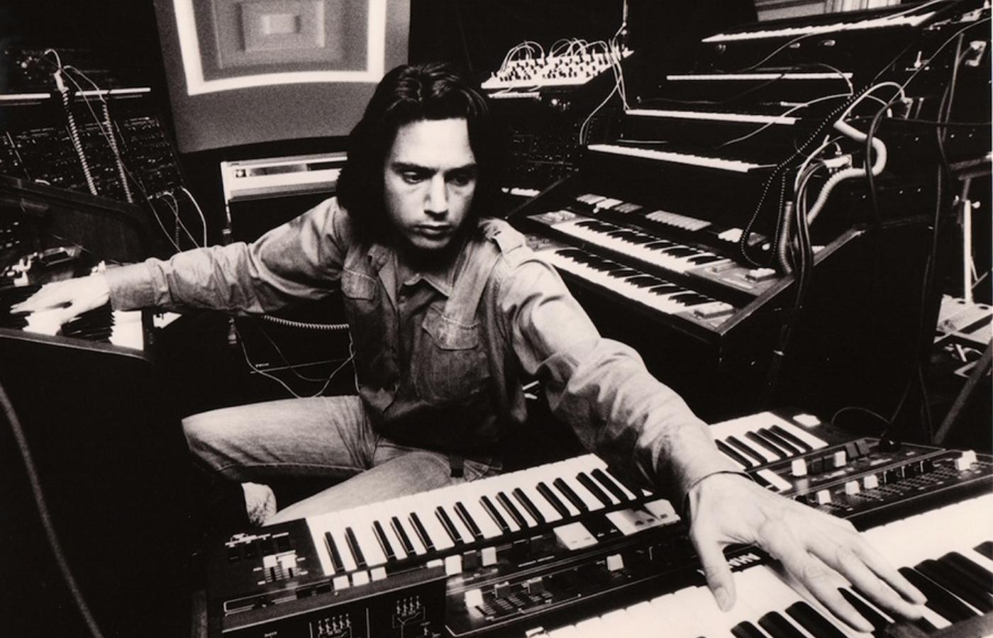 Jean-Michel Jarre presenta el primer remix de su carrera