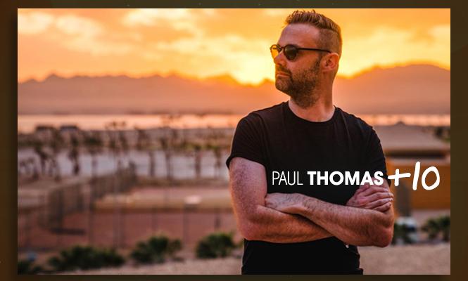 Paul Thomas +10: Los tracks más representativos de FSOE UV