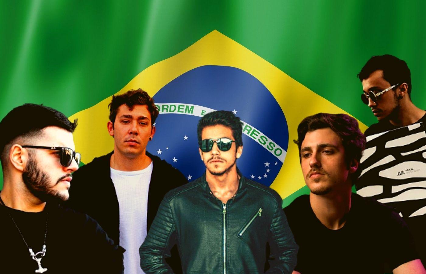 5 talentos ascendentes del techno brasileño que debes conocer