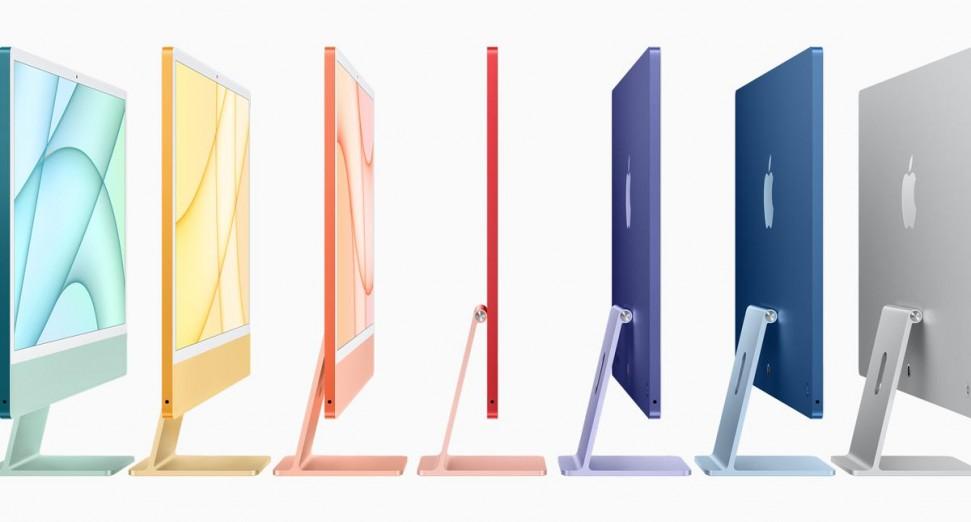 Apple presentó nuevos dispositivos con su flamante chip M1