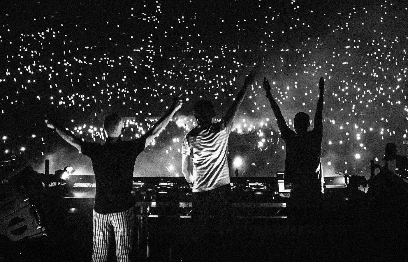 """Above & Beyond presenta compilado con música para festivales, """"The Club Instrumentals"""""""