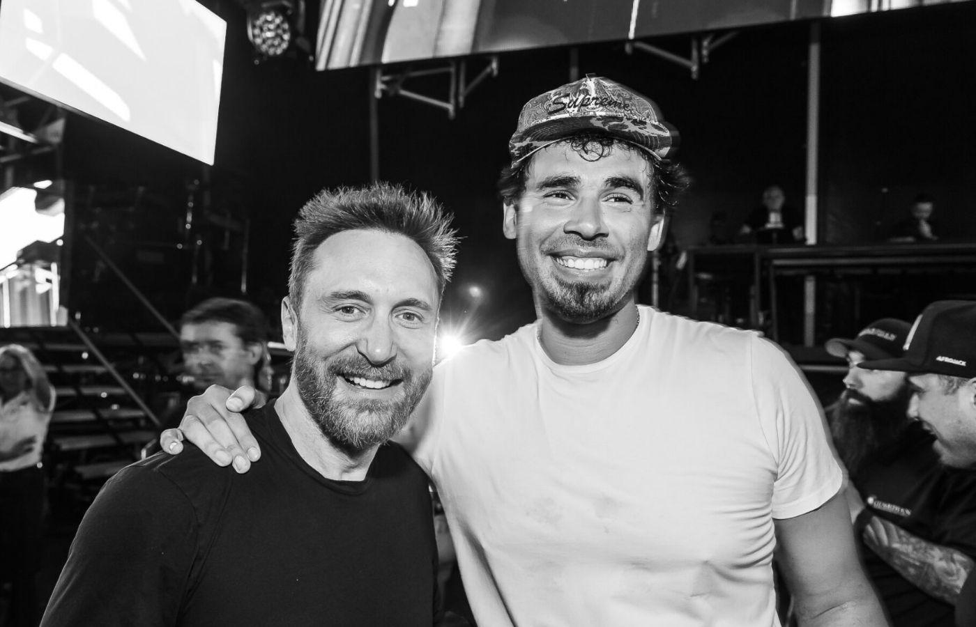 """David Guetta y Afrojack están de regreso con su colaboración """"Hero"""""""
