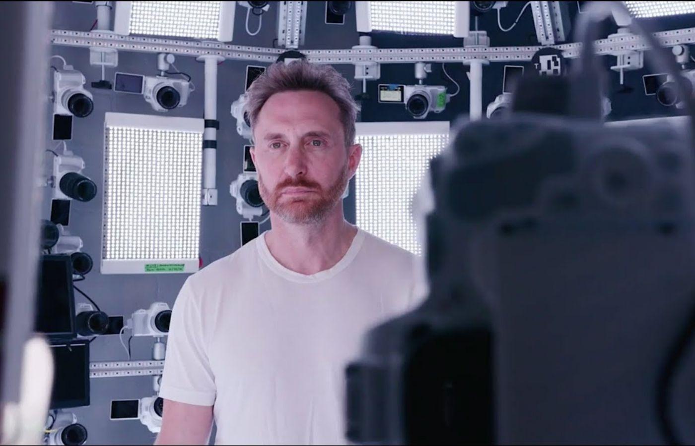 Mira cómo se creó el avatar de David Guetta para los conciertos de realidad virtual