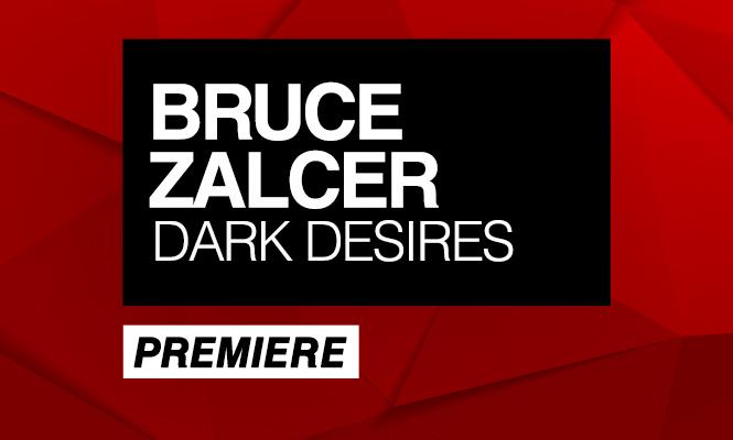 """Premiere: el panameño Bruce Zalcer lanza """"Dark Desires"""" en Numen"""