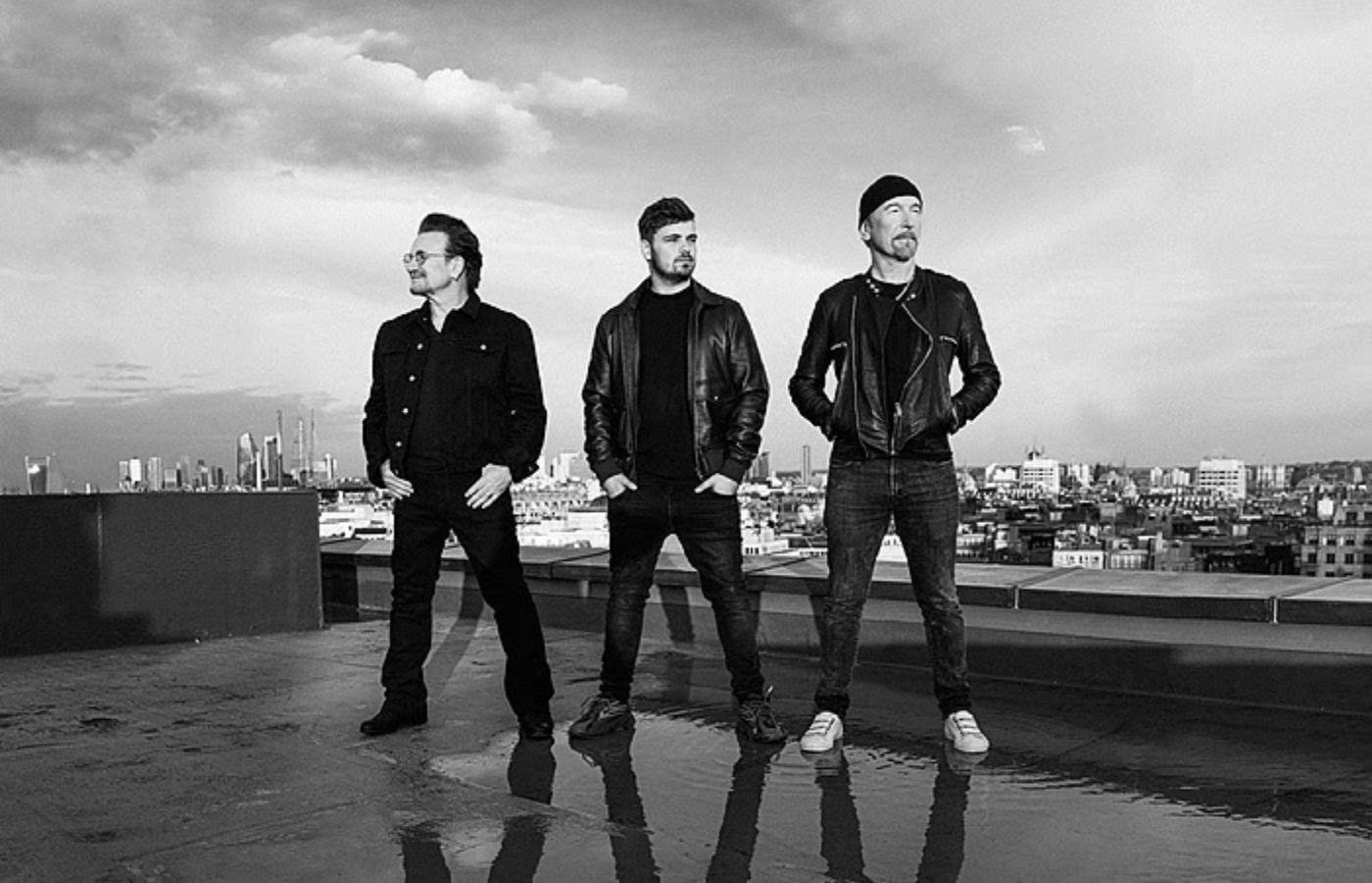Escucha lo nuevo de Martin Garrix junto a Bono y The Edge de U2