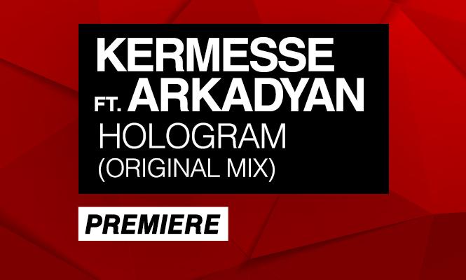 """Escucha """"Hologram"""", lo nuevo del dúo argentino Kermesse: Premiere"""