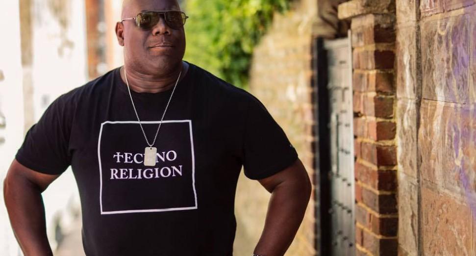 """Carl Cox remixó el clásico disco de Geraldine Hunt, """"Can't Fake The Feeling"""""""