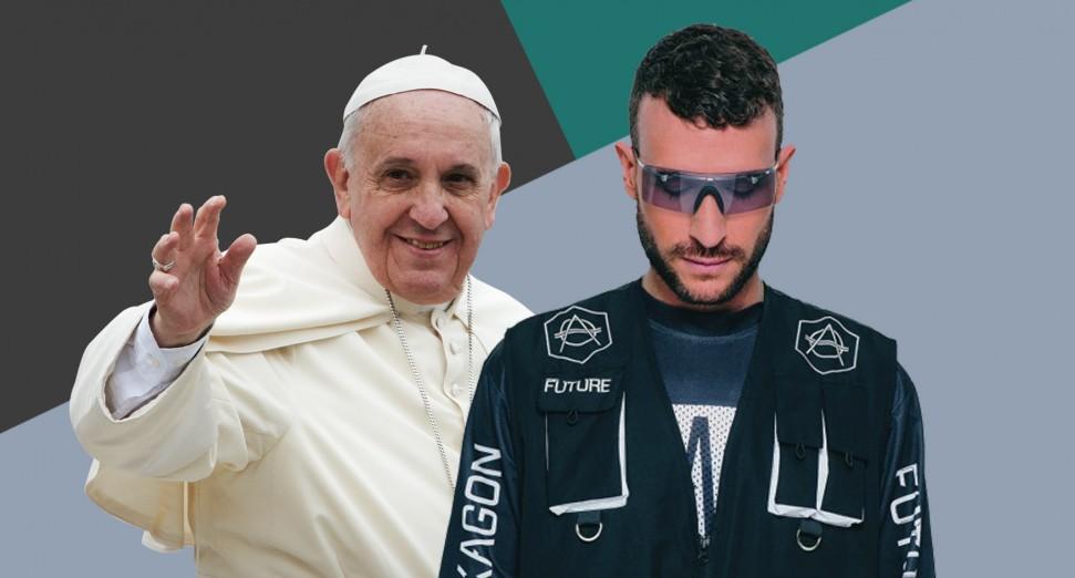 Don Diablo habló en la ONU junto al Papa Francisco y otros líderes mundiales