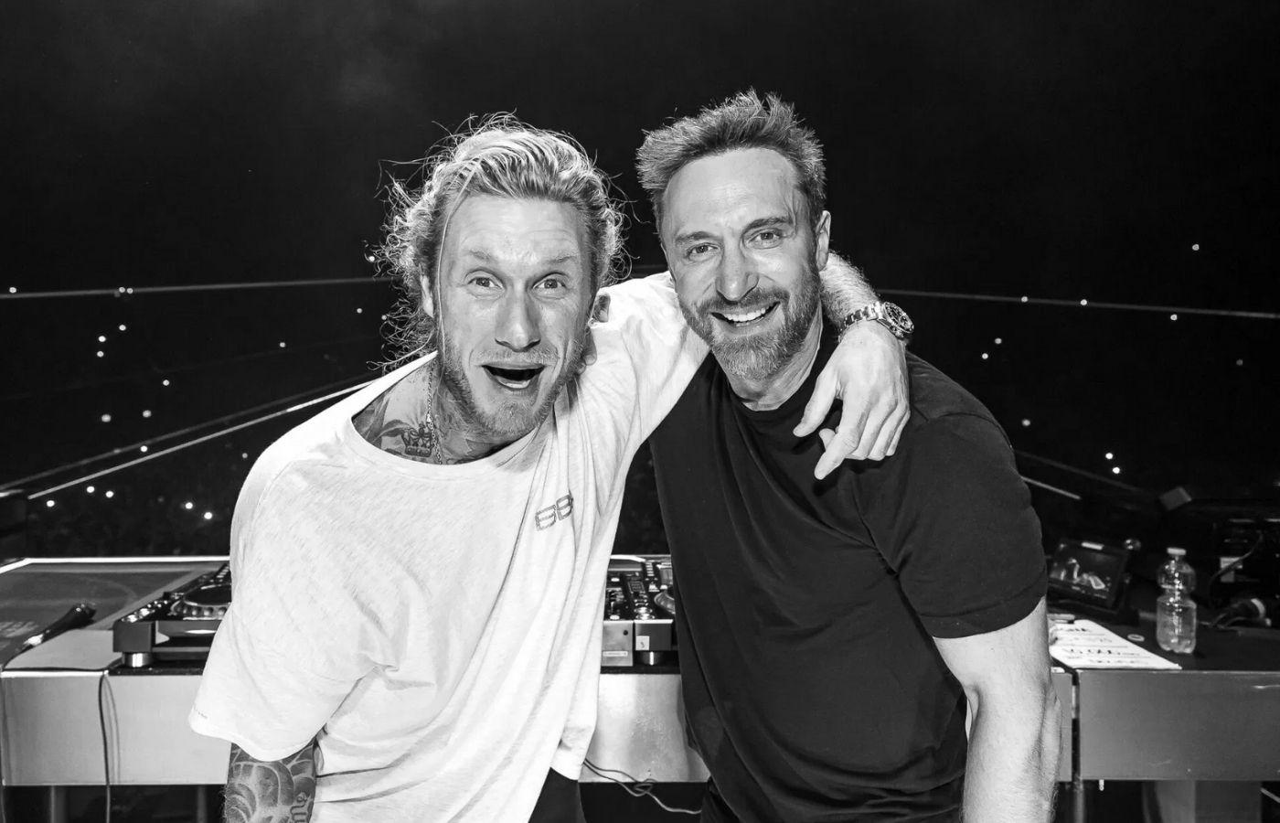 David Guetta y Morten lanzan nuevo track junto a John Martin