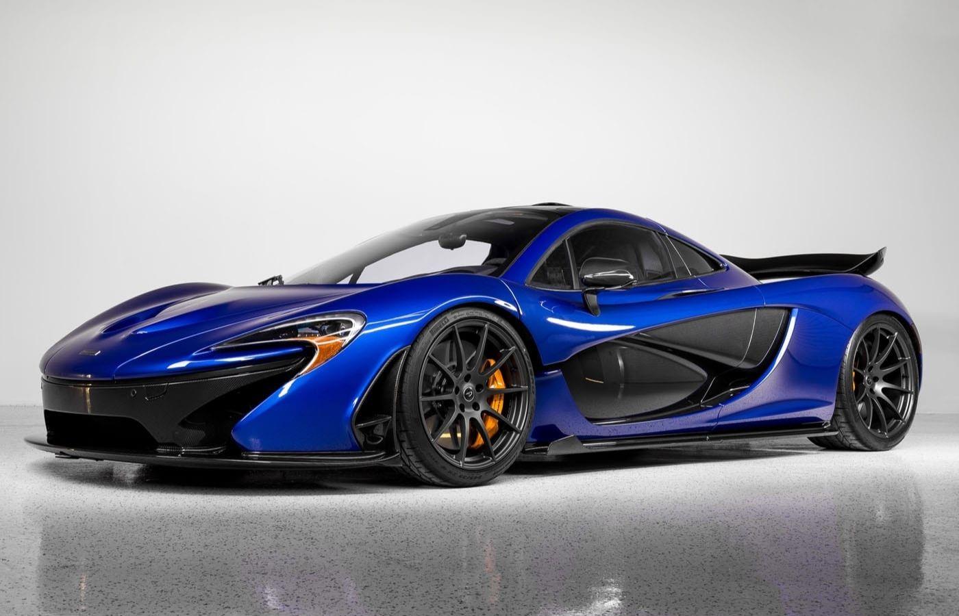 deadmau5 subasta su icónico McLaren P1