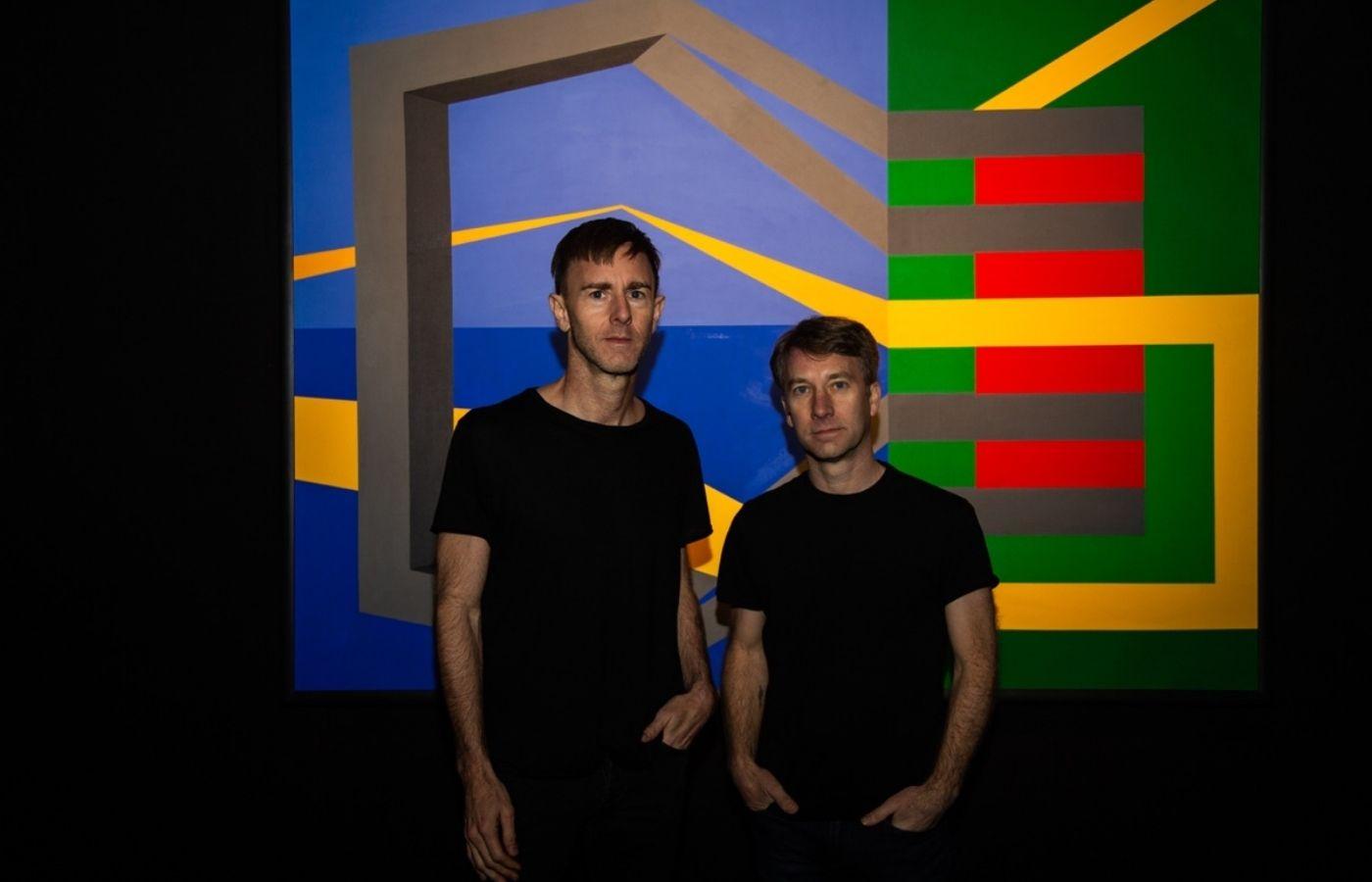 """Richie y Matthew Hawtin presentan su nuevo proyecto """"Syntax"""""""