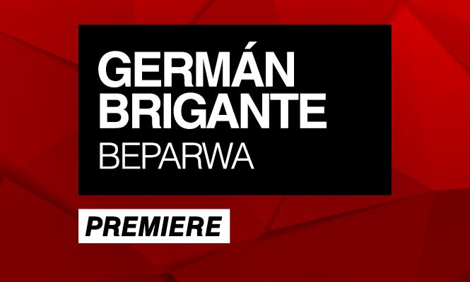 """German Brigante lanza el cálido """"Beparwa"""" en Sol Selectas: Premiere"""