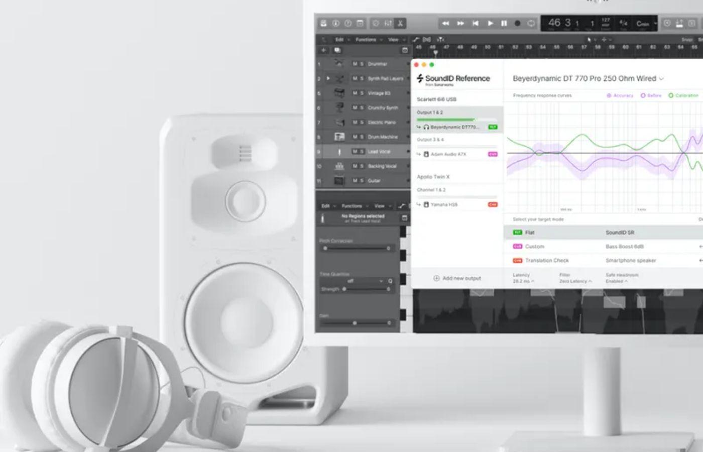 Sonarworks lanza el nuevo SoundID Reference