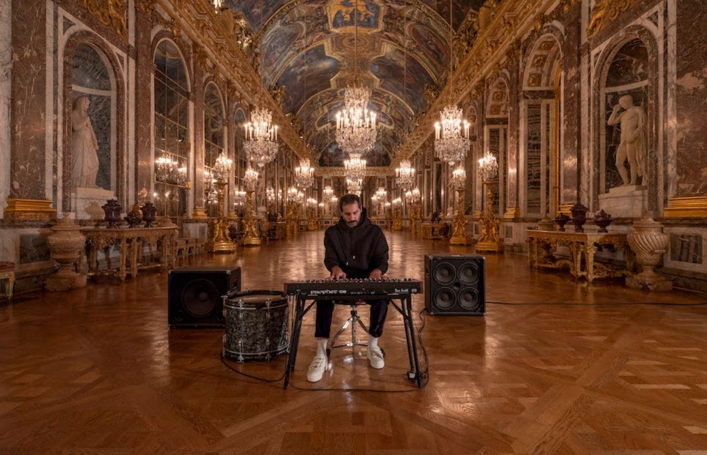 Mira este increíble video filmado en el Palacio de Versalles