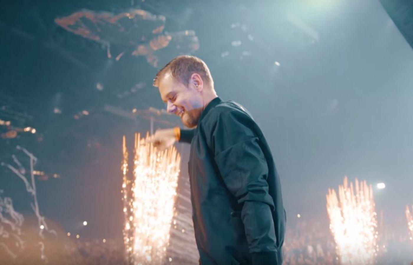 Armin Van Buuren presentó nuevo track con influencia latina