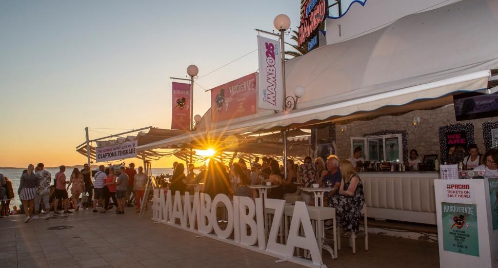Puedes ganar la oportunidad de tocar en el icónico Café Mambo de Ibiza