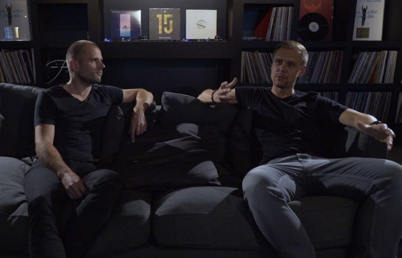 Armin van Buuren y Rank 1 unen fuerzas en un nuevo single