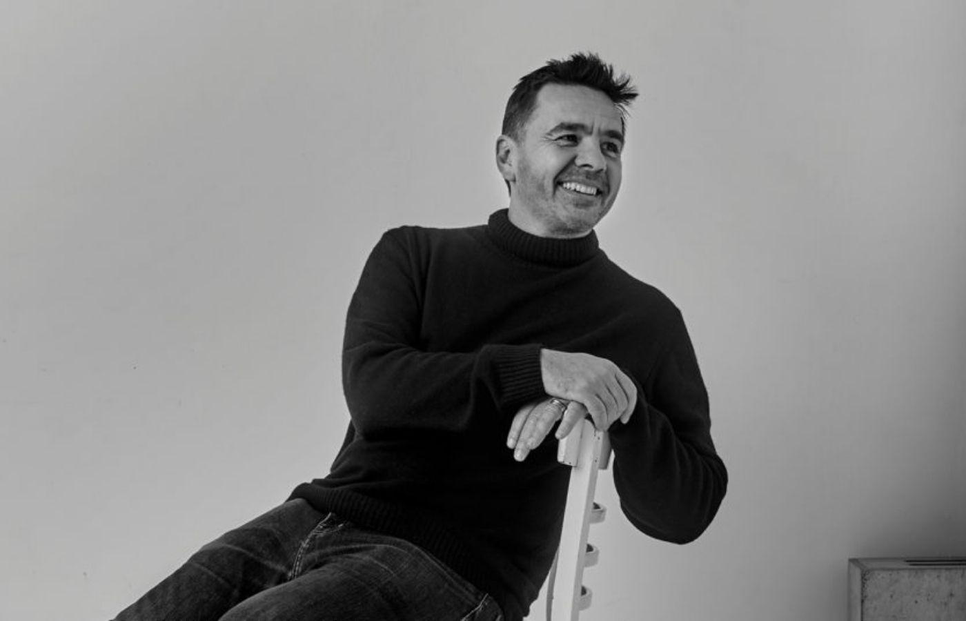Laurent Garnier reveló ser el fundador del sello hasta ahora anónimo, Cod3 QR