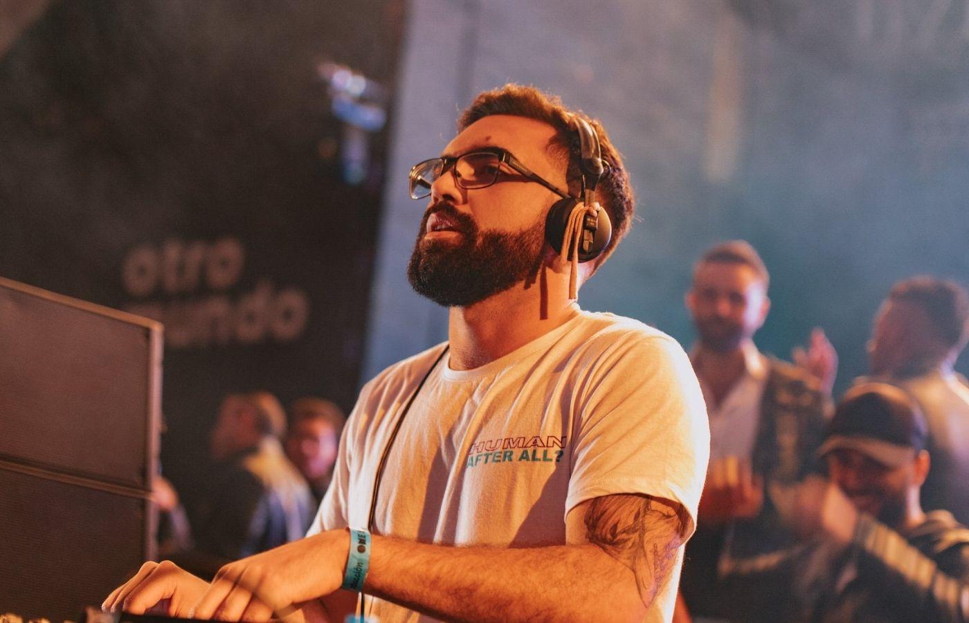 """El Bastardo estrena su nuevo alias Kamine Vox con el álbum """"Via.Vitale"""""""