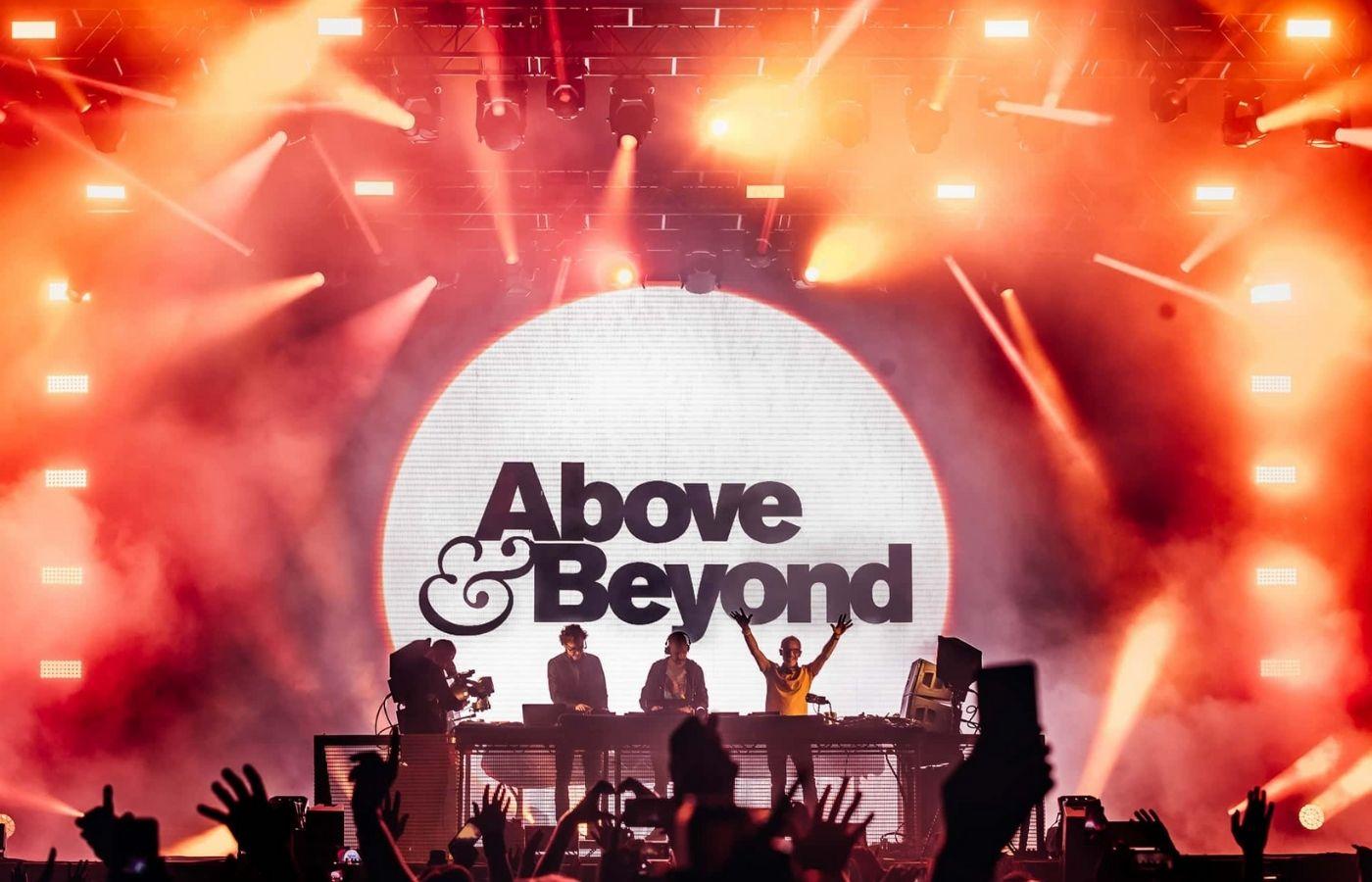 Above & Beyond publicó su set de las celebraciones del ABGT 450 en Londres