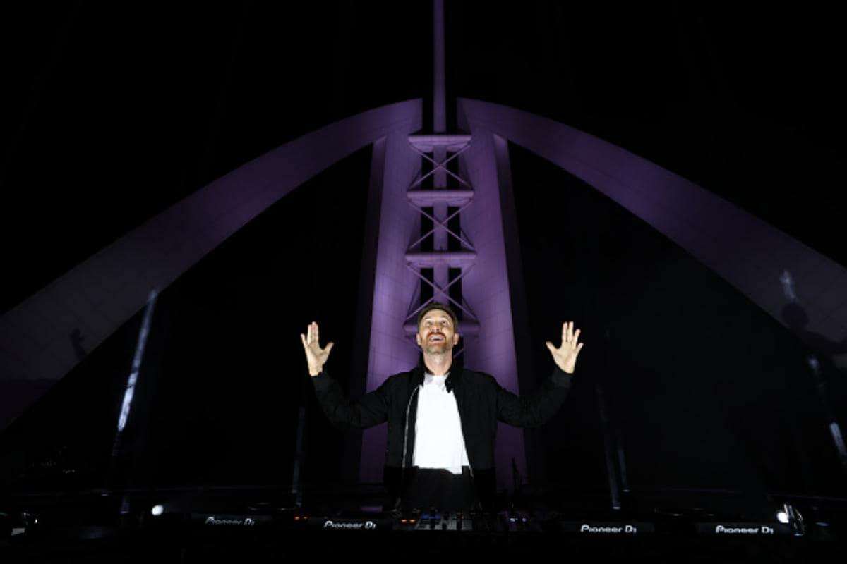 "David Guetta rompe esquemas con el remix de ""Pepas"""