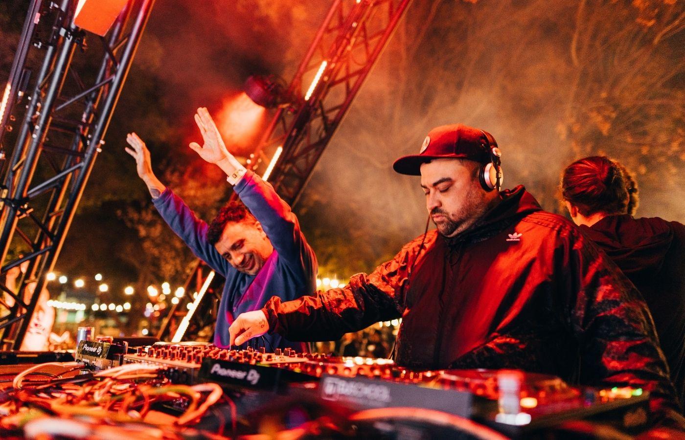 Chile volvió a bailar de la mano de La Feria On Tour