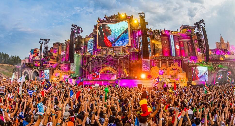 Tomorrowland quiere un festival de tres semanas para el 2022