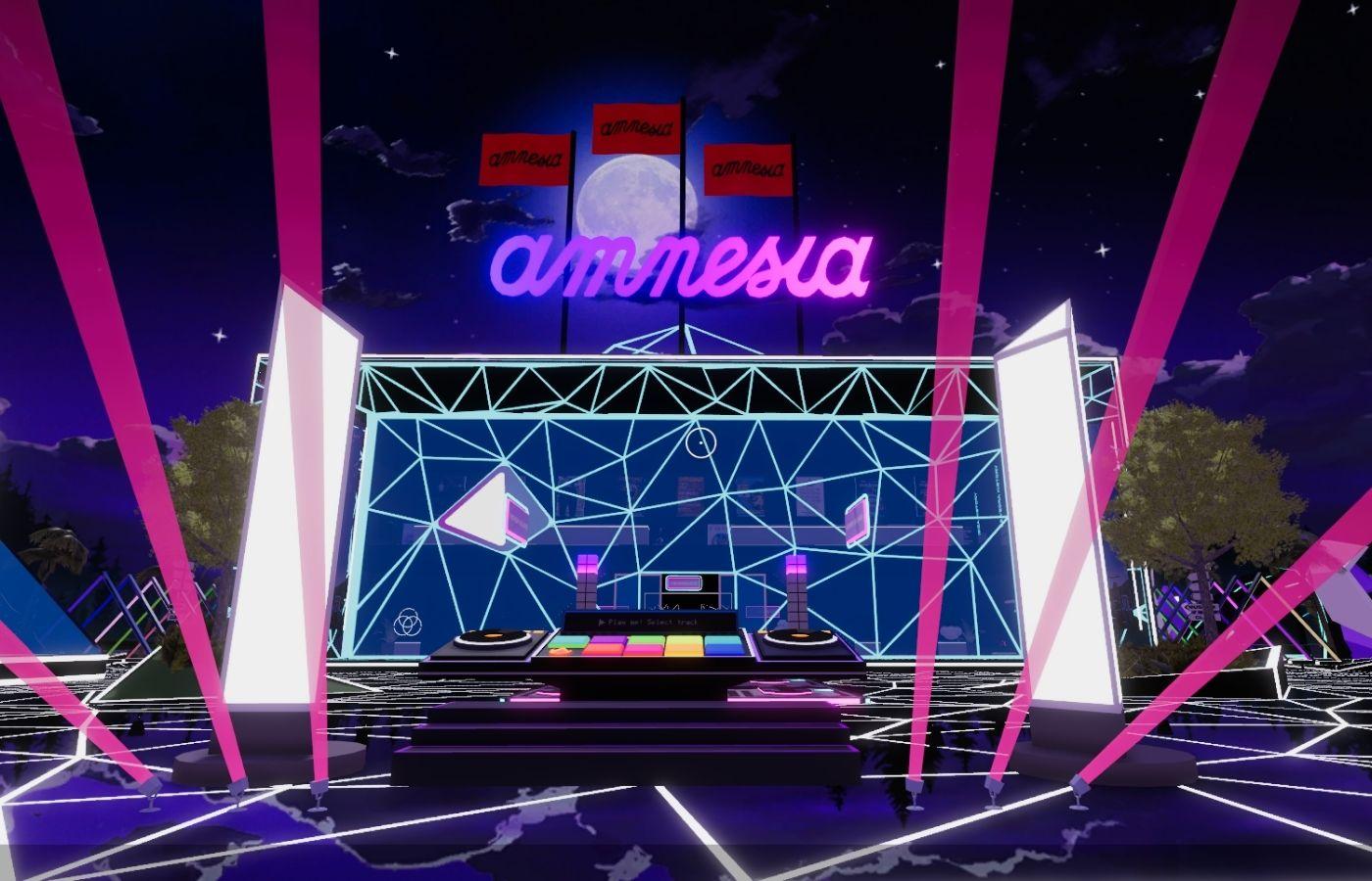 """Amnesia Ibiza y su primera experiencia virtual: """"Hay cosas muy interesantes para hacer"""""""