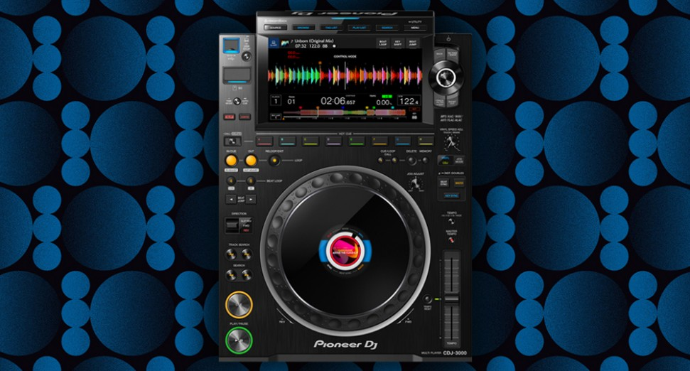 Serato DJ Pro ahora es compatible con los reproductores CDJ-3000 de Pioneer DJ