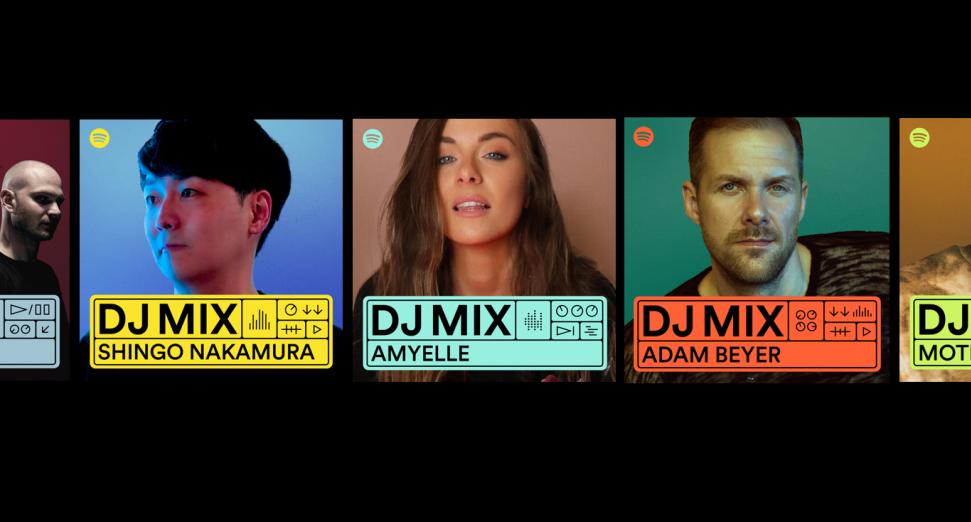 Spotify lanzó una nueva función para publicar DJ sets en la plataforma